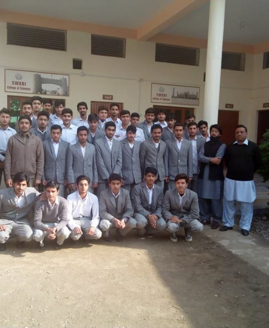 Career Development Workshop at Swabi College of Sciences